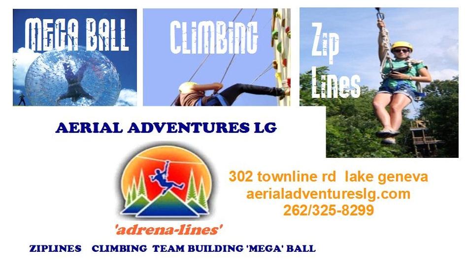 Aerial Adventures Best Of Lake Geneva