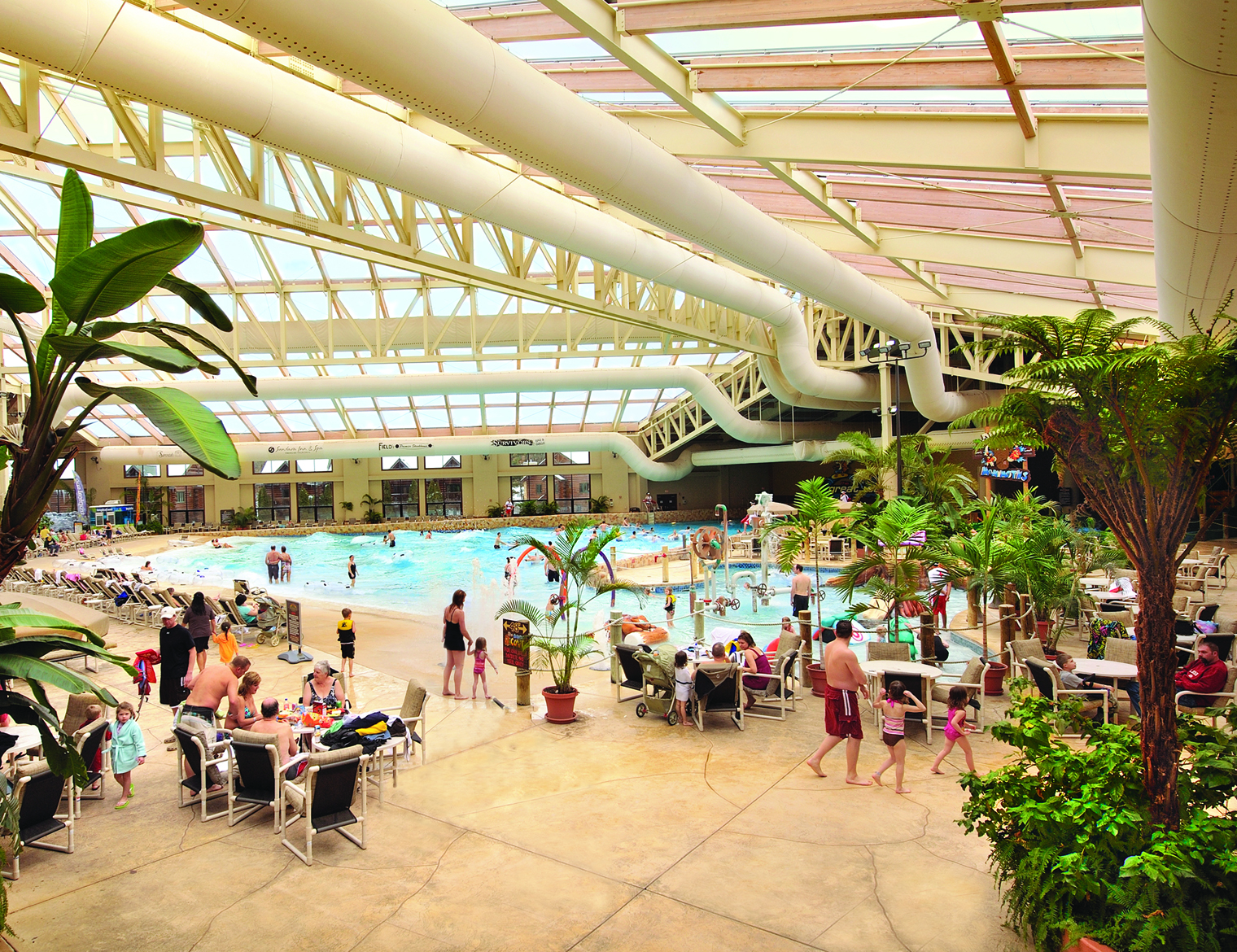 In The News New Attractions In The Wisconsin Dells Best