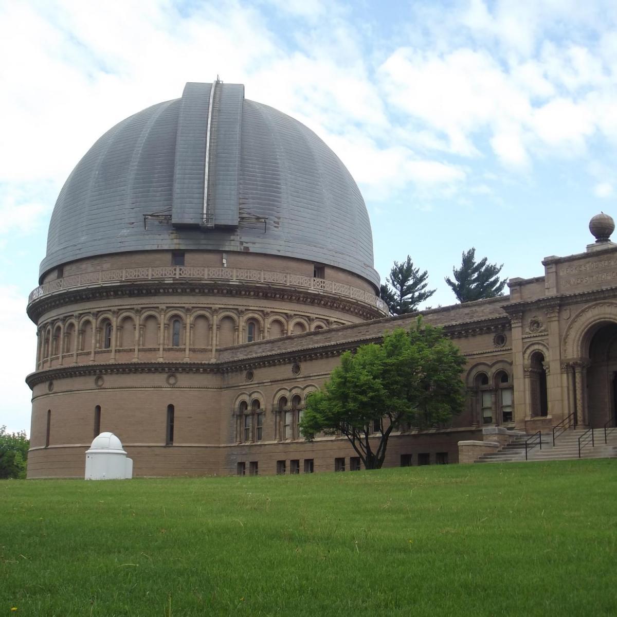 Yerkes Observatory Best Of Lake Geneva