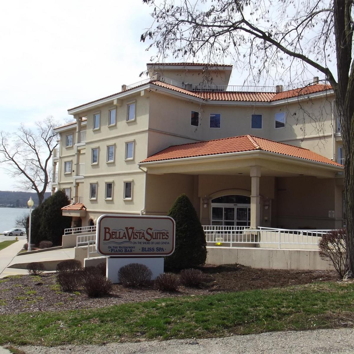 Bella Vista Suites | Best of Lake Geneva